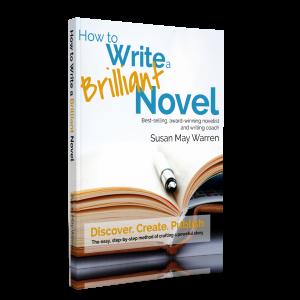 3D How to Write a Brilliant Novel