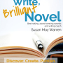 How to write a Brilliant novel cover resized final cover 1 sheet