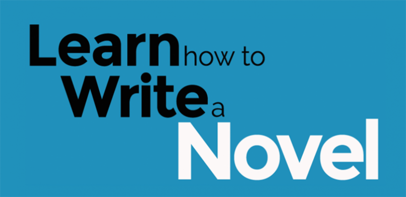 Learn to write a novel online