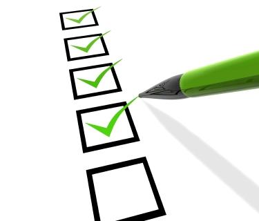 storycrafting checklist